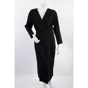 Massimo Dutti Womens Kimono Dress US 10 EU 42